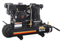 Single Stage Contractor Grade Air Compressors
