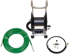 INDOOR JETTER KIT COVKIT-02